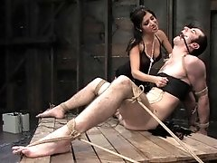 Mistress Sativa Rose in electo sex