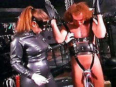 Madame Ginger Fyredanzer of New York City and Domina Irene Boss truly outdid themselves in this spectacular journey into sadism and masochism